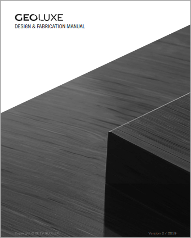 DESIGN AND FABRICATION MANUAL 2019